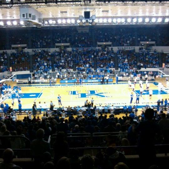 Photo taken at Memorial Coliseum by Debi V. on 1/10/2013