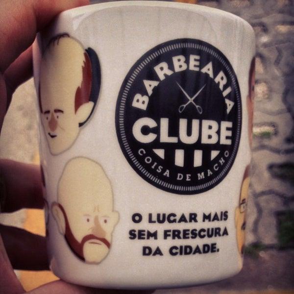 Foto tirada no(a) Barbearia Clube por Deive P. em 9/6/2013