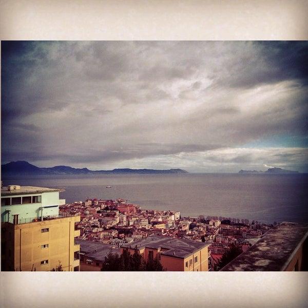 Photo taken at Largo San Martino by Emanuele on 4/5/2015