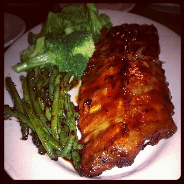 Photo taken at Wood Ranch BBQ & Grill by ☆ La la la L. on 2/18/2013