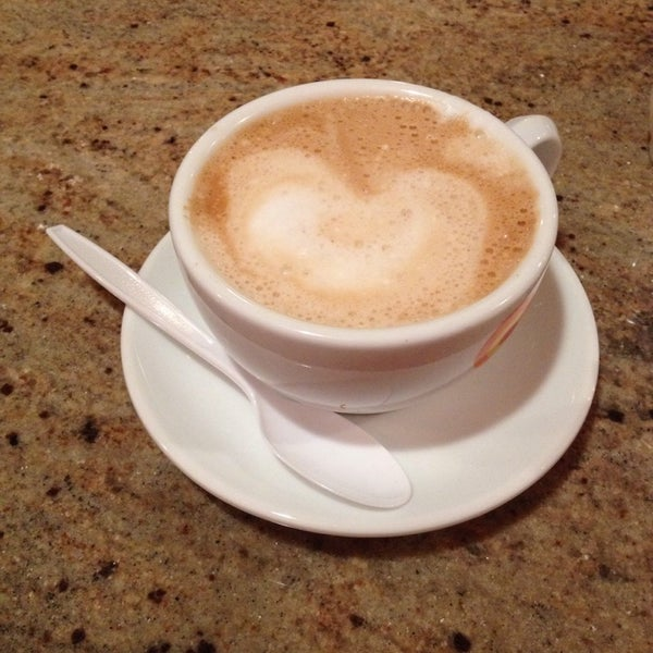 Photo taken at Caffe Pompei by David on 8/9/2014