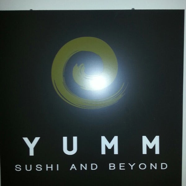 Photo taken at Yumm Thai : Sushi and Beyond by Mike W. on 5/31/2014