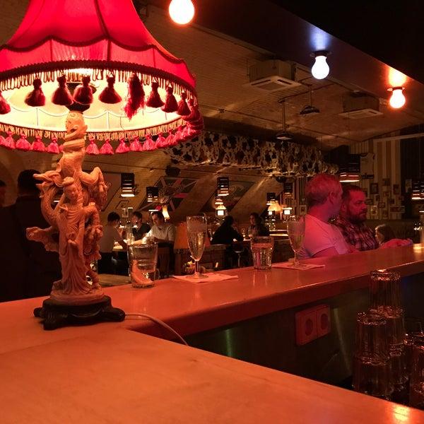 Das Foto wurde bei The Pub Berlin von Lloyd am 10/11/2017 aufgenommen