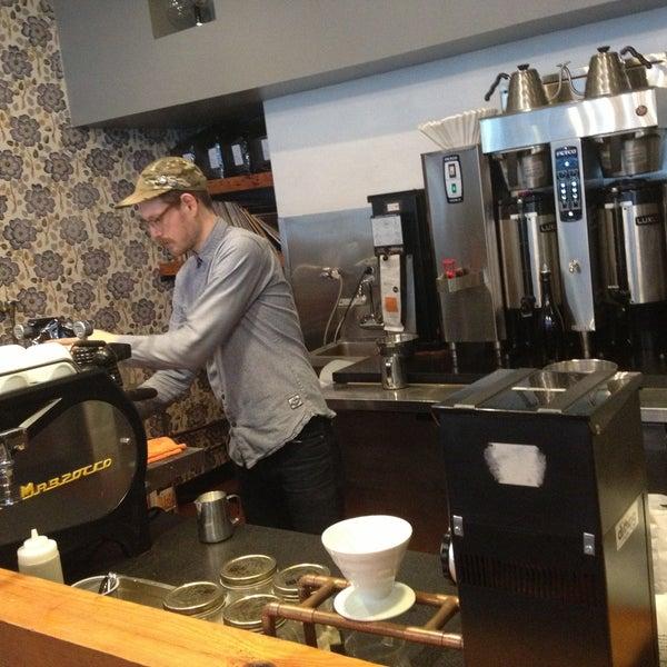 Das Foto wurde bei Culture Espresso von Chenyu am 5/15/2013 aufgenommen