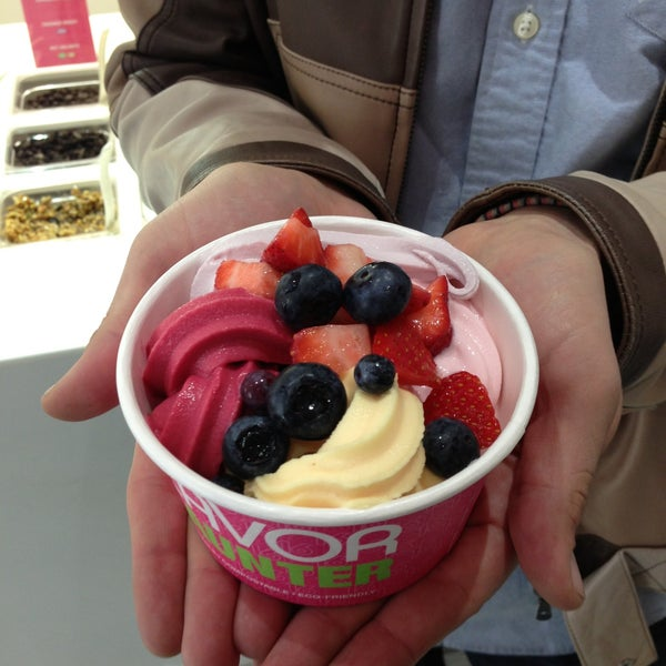 Photo taken at 16 Handles by Katie B. on 3/27/2013