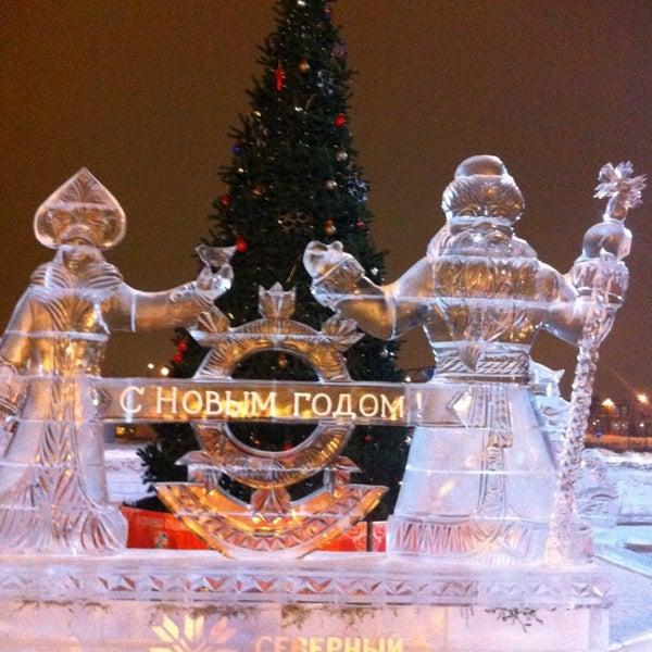 Снимок сделан в ТРК «Северный Молл» пользователем Andrei B. 1/29/2013