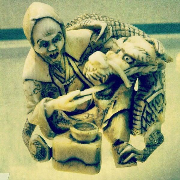 2/17/2013에 Mikhail D.님이 The State Museum of Oriental Art에서 찍은 사진