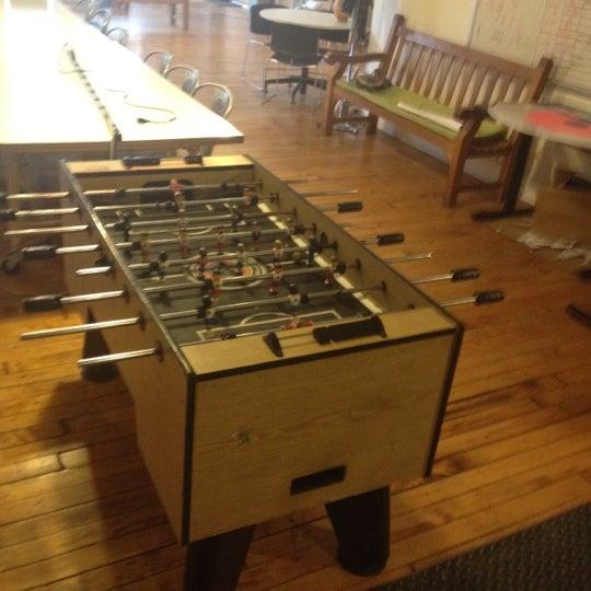 Photo taken at NYU ITP by John D. on 12/2/2012