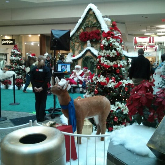 Photo taken at Briarwood Mall by Ashley M. on 12/14/2012