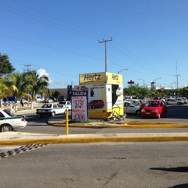 Hertz rental car location for Hertz oficinas