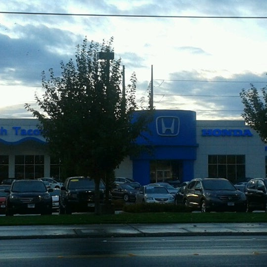 South tacoma honda south tacoma tacoma wa for Honda of seattle service