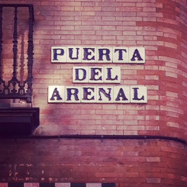 Puerta del arenal arenal sevilla andaluc a for Puerta 4 del jockey