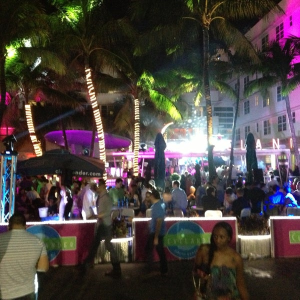 Photo taken at Clevelander South Beach Hotel and Bar by TORIAN B. on 1/7/2013
