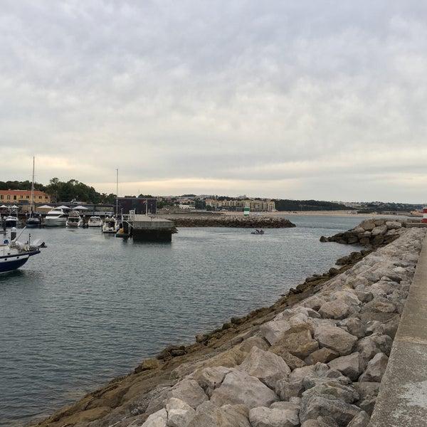 Foto tirada no(a) Porto de Recreio de Oeiras por Bruno D. R. em 6/24/2017