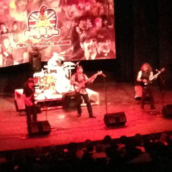 Foto tomada en Teatro Hidalgo por Esteban R. el 3/31/2013