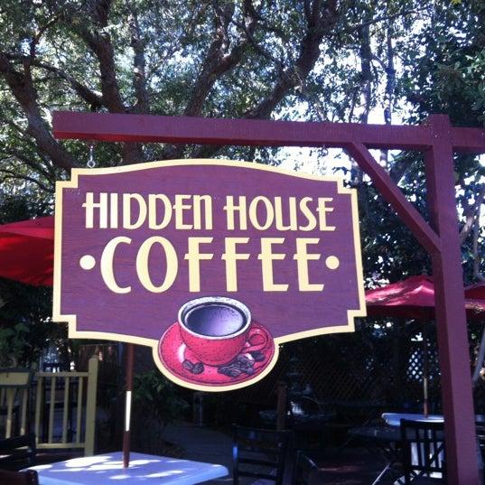 Hidden House Coffee - Coffee Shop