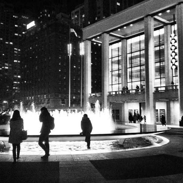12/7/2012にVadim L.がLincoln Center for the Performing Artsで撮った写真
