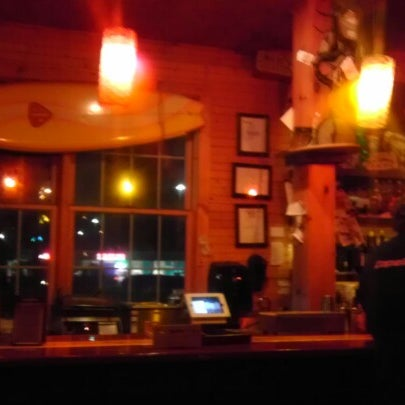 Photo taken at The Big Chill Surf Cantina by Joe P. on 10/14/2012