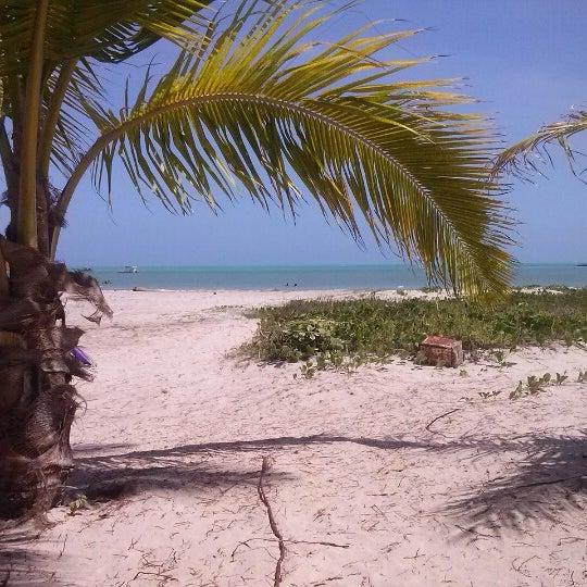 Foto tirada no(a) Praia de Paripueira por Tatiana C. em 1/20/2013