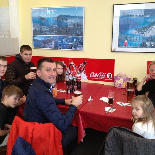 Foto diambil di Mega Pizza & Kebab oleh Anastasia pada 2/23/2013
