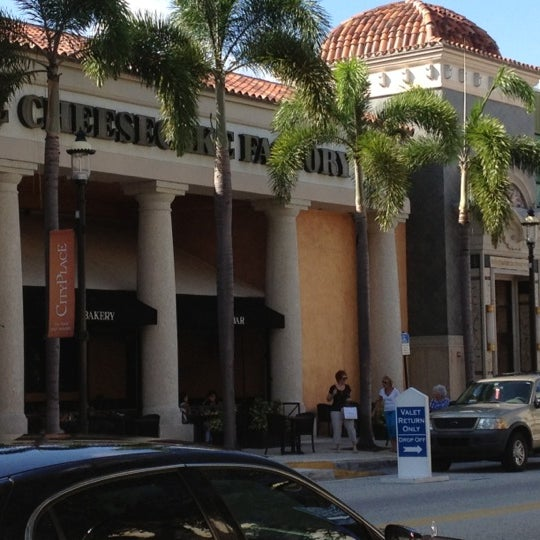 The Cheesecake Factory West Palm Beach