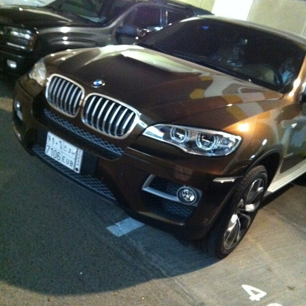 Al Naghi BMW Service Center