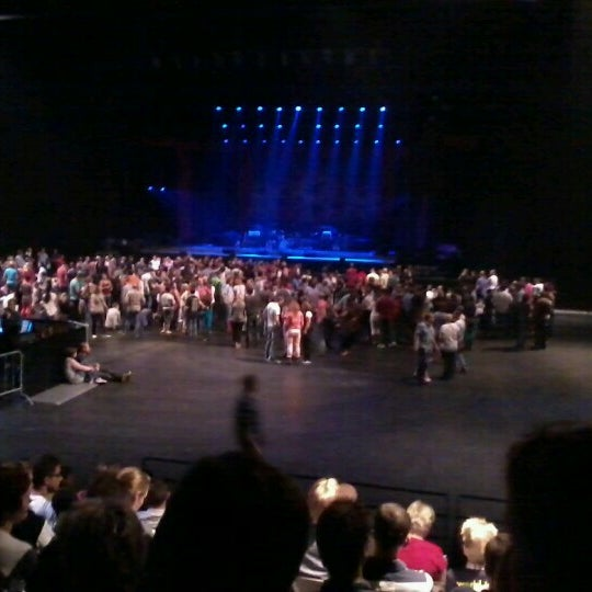 Photo taken at AFAS Live by Denny T. on 11/18/2012