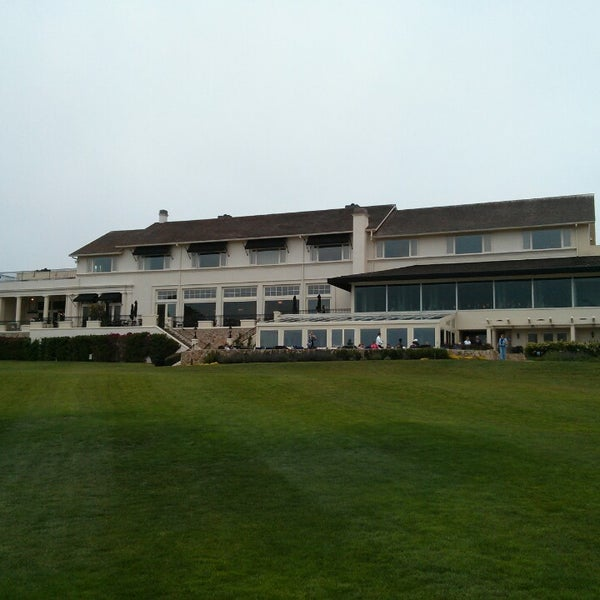 Photo taken at The Lodge at Pebble Beach by Brian T. on 6/3/2013