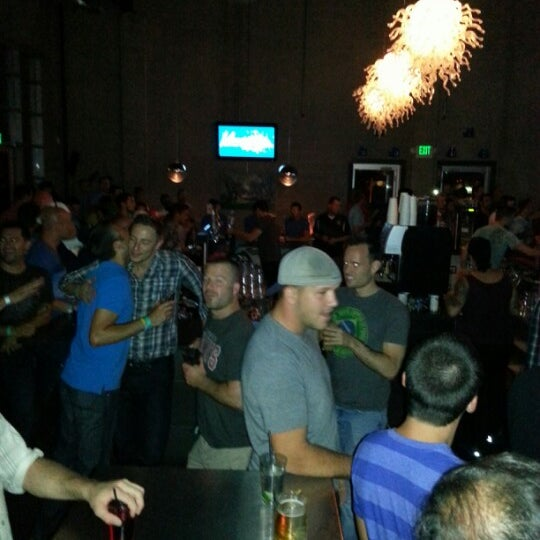 Photo taken at Lush Food Bar by Ryan C. on 9/17/2012