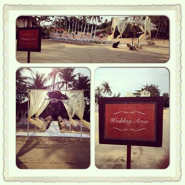 Photo taken at Zazen Boutique Resort & Spa by Yan T. on 2/21/2013