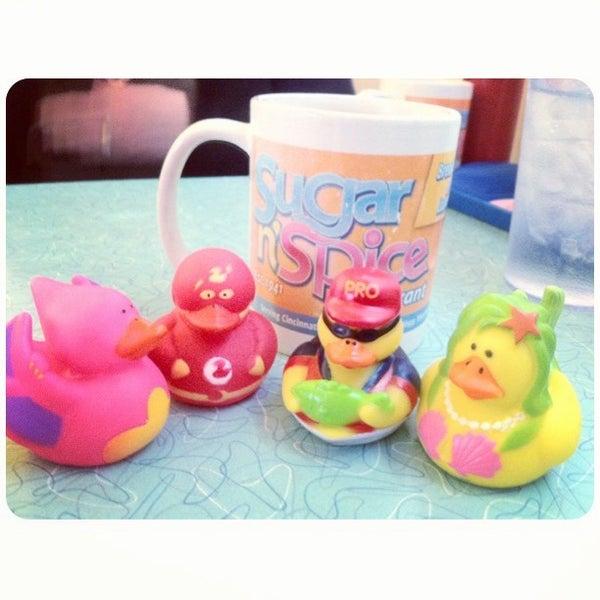 Photo taken at Sugar N' Spice by Maureen J. on 12/31/2012
