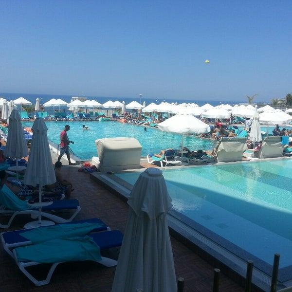 6/11/2013 tarihinde Burak D.ziyaretçi tarafından Vikingen Infinity Resort Hotel & Spa'de çekilen fotoğraf