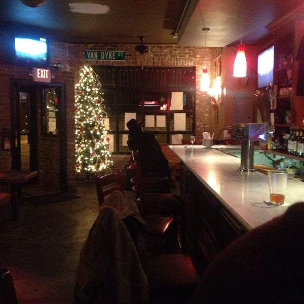 Photo taken at Rocky Sullivan's by Sarah on 1/2/2014