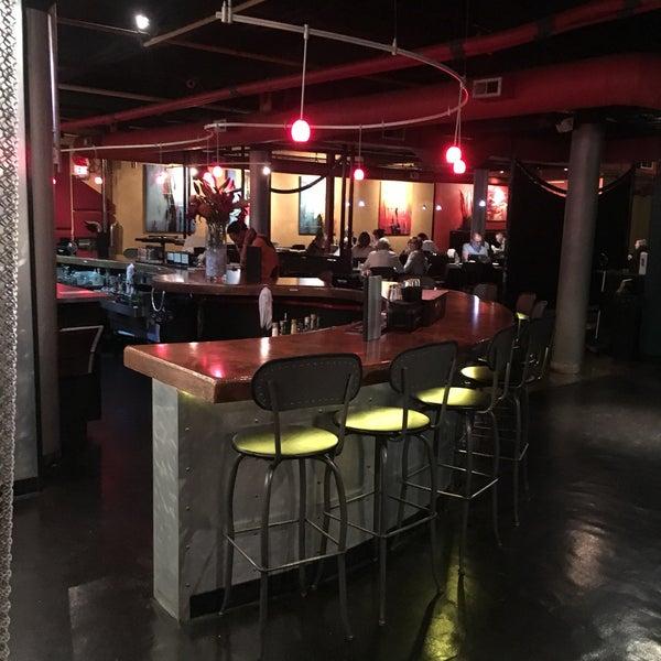 Photo taken at Jazz'd Tapas Bar by Sarah on 3/28/2017