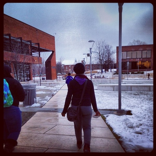 Photo taken at Coppin State University by Sam on 12/11/2013