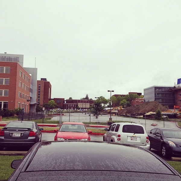 Photo taken at Coppin State University by Sam on 5/16/2014
