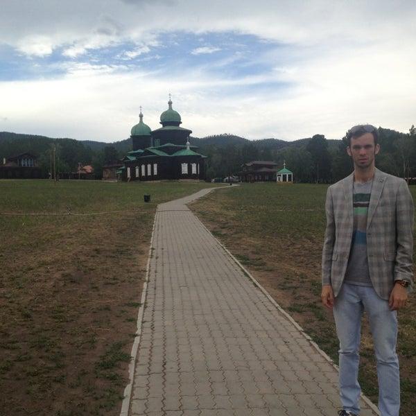 Foto scattata a Этнографический Музей Народов Забайкалья da Sergey V. il 6/29/2015