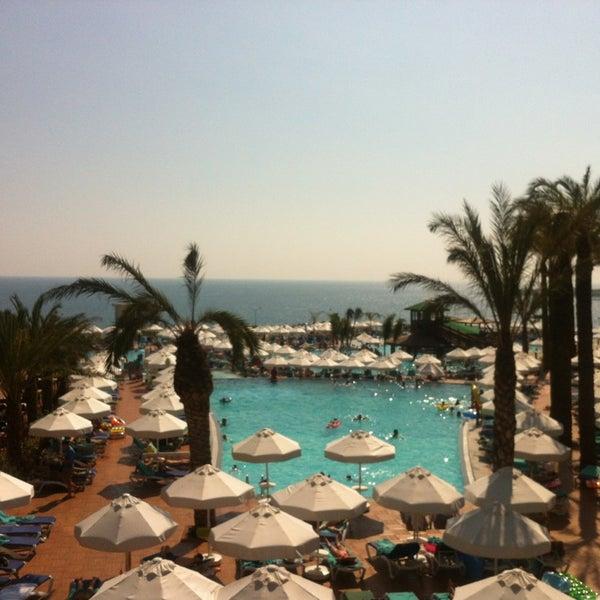"""7/8/2013 tarihinde """"Hakan""""ziyaretçi tarafından Vikingen Infinity Resort Hotel & Spa'de çekilen fotoğraf"""