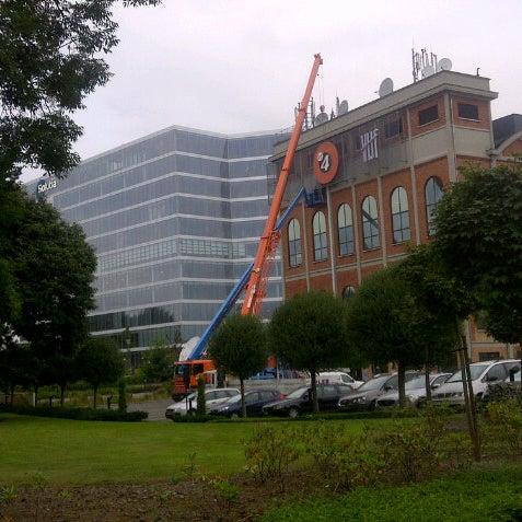 Photo taken at SBS Belgium by Benjamin S. on 9/17/2012
