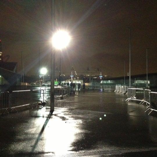 11/26/2012 tarihinde Manish H.ziyaretçi tarafından Queen Elizabeth Olympic Park'de çekilen fotoğraf