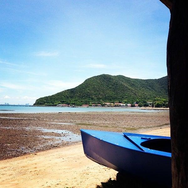 Photo taken at Sai Keaw Beach by Jajoog on 5/15/2013
