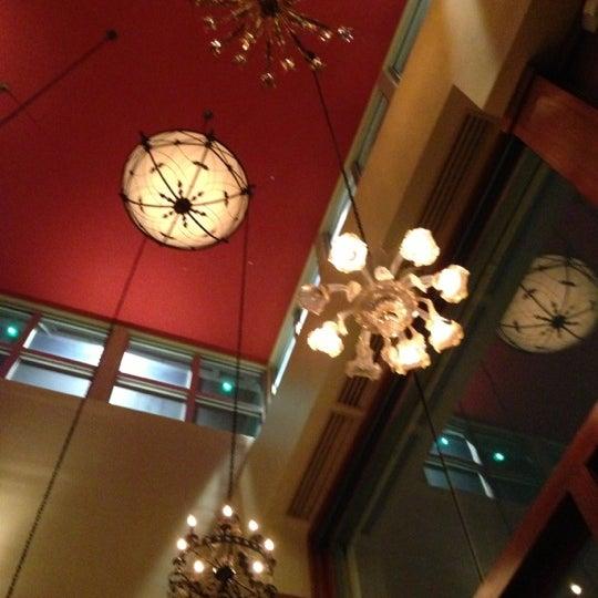 Photo taken at Nicola's Ristorante by Scene S. on 1/2/2013