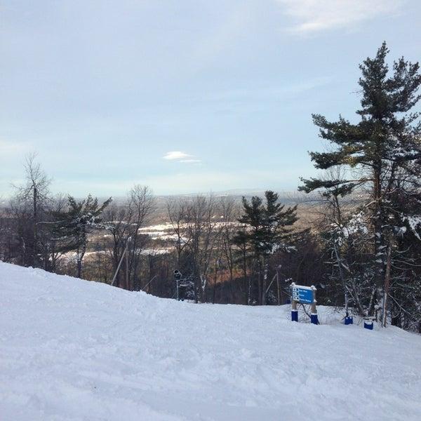 Photo taken at Pat's Peak Ski Area by Ksenia P. on 2/9/2013