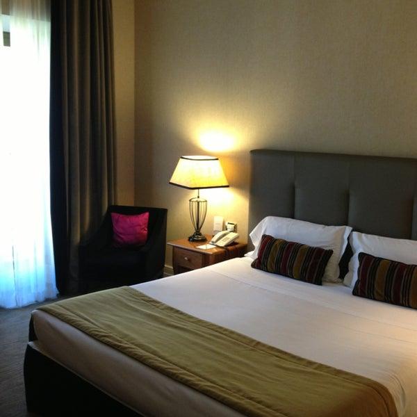 Das Foto wurde bei Hotel Dei Mellini von Roberto am 1/3/2013 aufgenommen