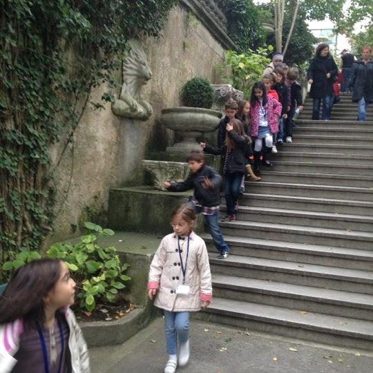 Das Foto wurde bei Sakıp Sabancı Müzesi von Ayse Nur G. am 11/17/2012 aufgenommen
