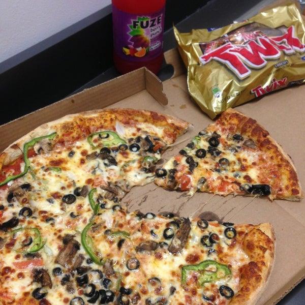 photo taken at boston kitchen pizza by clebes on 7172013 - Boston Kitchen Pizza