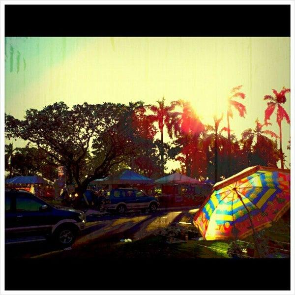 Photo taken at Manila Memorial Park by Nickolai R. on 11/1/2012