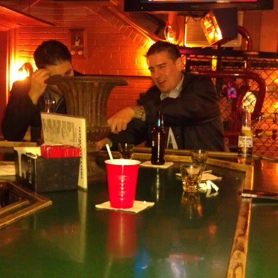 Photo taken at Chelsea Pub & Inn by Mitch F. on 1/29/2014