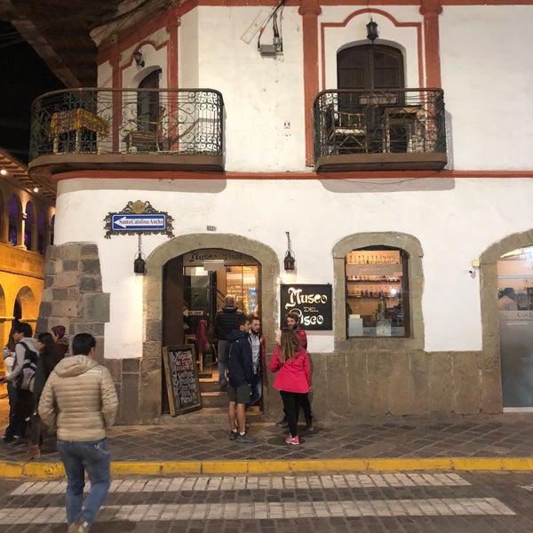 Foto tomada en Museo del Pisco por Arturo G. el 9/21/2018