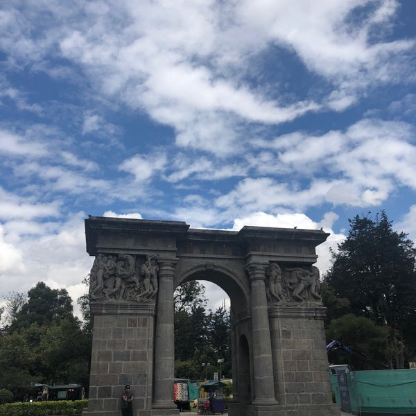 Foto tomada en Parque El Ejido por Arturo G. el 5/19/2018